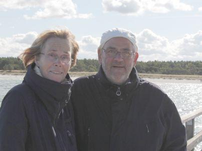 Ihr Gastgeber Christel & Alfred Ladenthin
