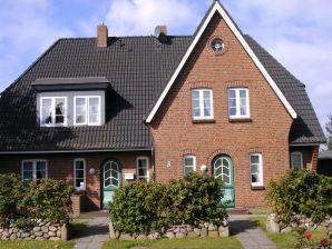 Ferienwohnung Schuylenburg im Friesenhaus auf Föhr