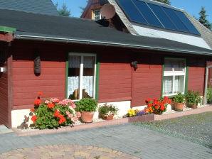 Ferienhaus Fuchsbau Johannes und Eszter Meusel