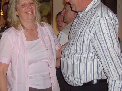 Ihr Gastgeber Robert und Angelika Franz und Jäckel