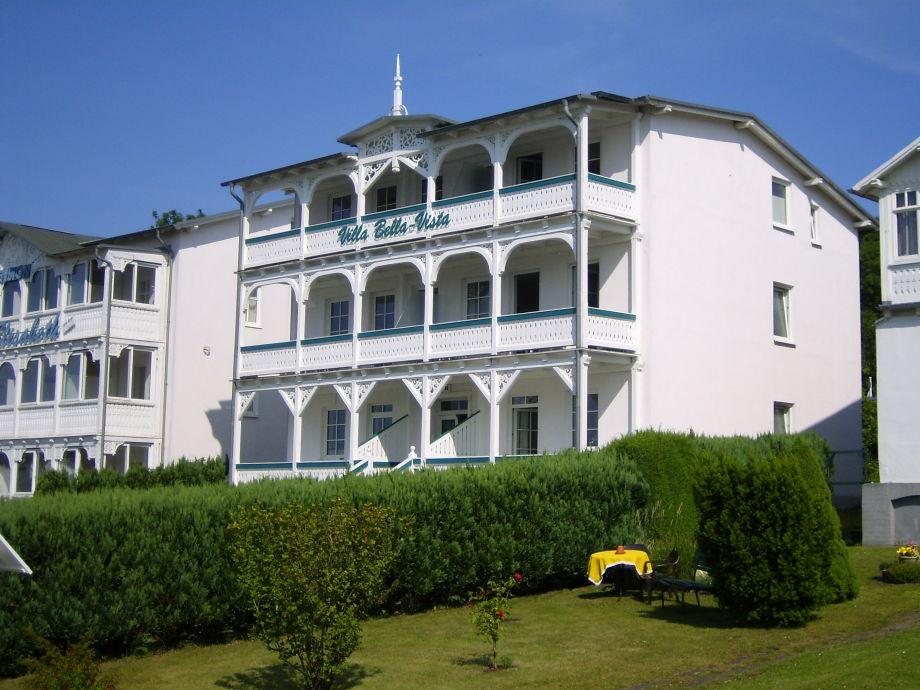 Die Villa Bella Vista, vielfaches Postkartenmotiv
