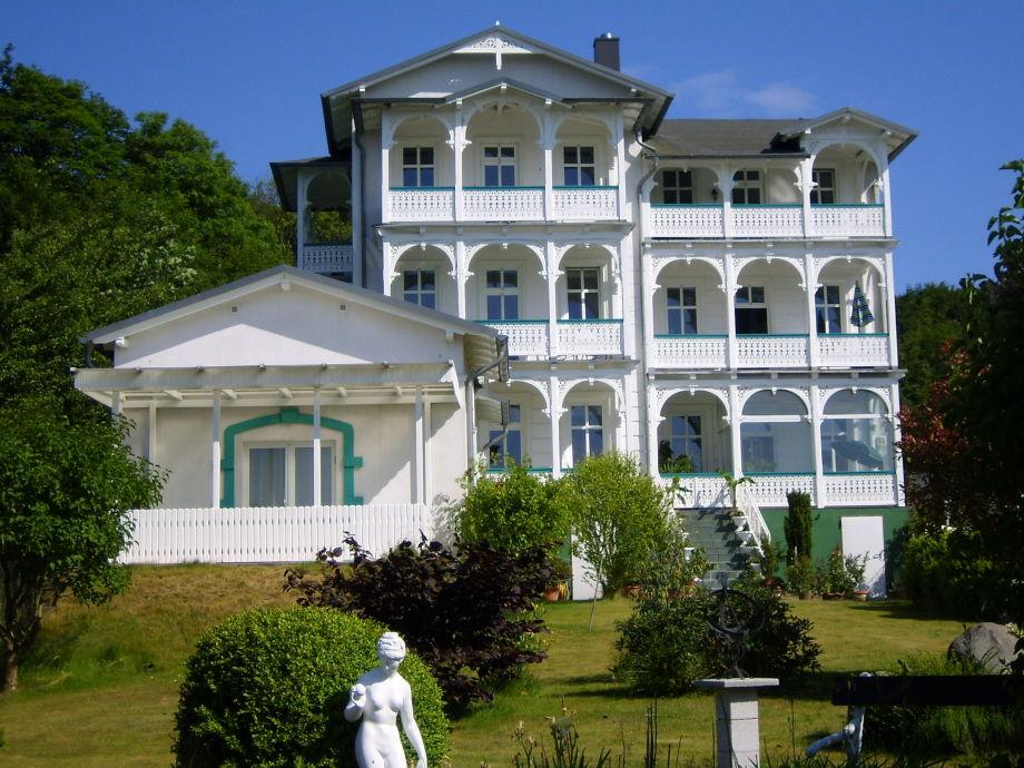 Die Villa Auguste - die einmalige Lage!