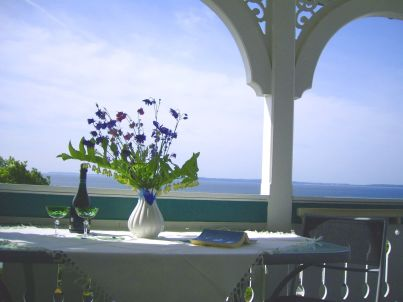 in der Villa Auguste