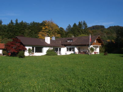 Country house between Munich and Salzburg