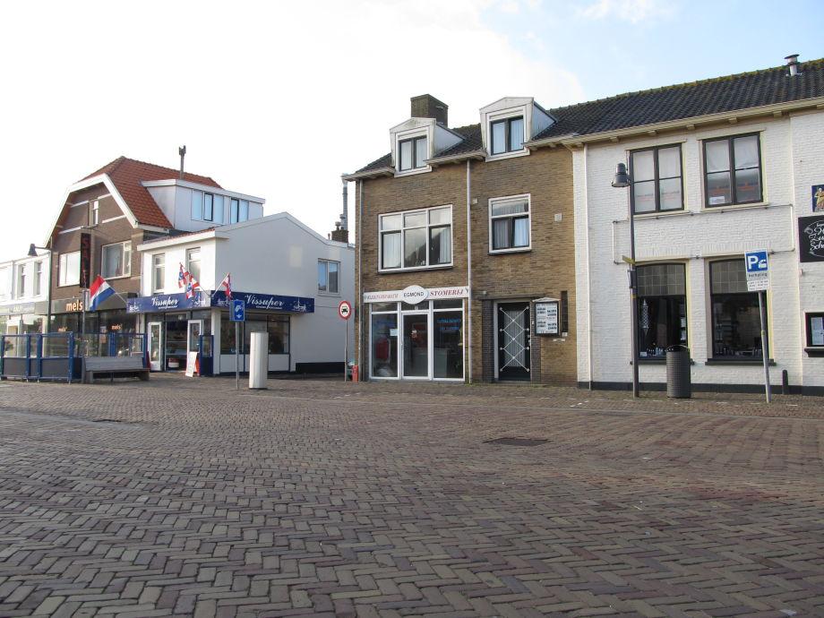 Ferienhaus Egmond aan Zee Außenansicht