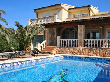 Holiday house in Bahia Azul ID 2263