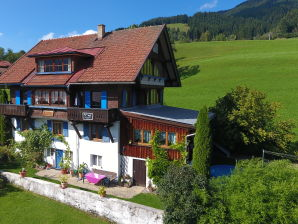 Holiday apartment House Daheim