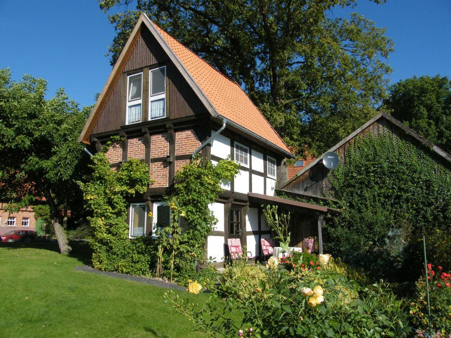 Das Ferienhaus - ein alter Speicher