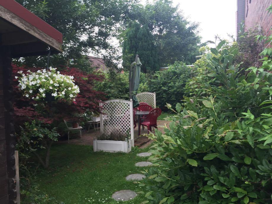 Blick auf Terrasse 2