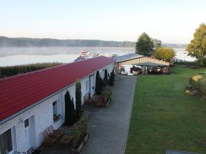 Ferienwohnung Stolpsee Bootshaus Familie Weinreich