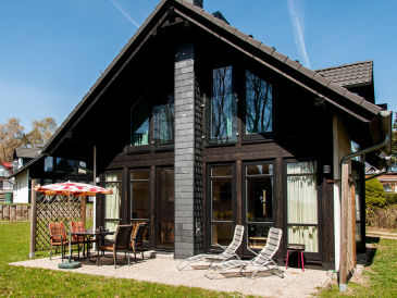 Ferienhaus in unmittelbarer Seenähe für 4 Personen