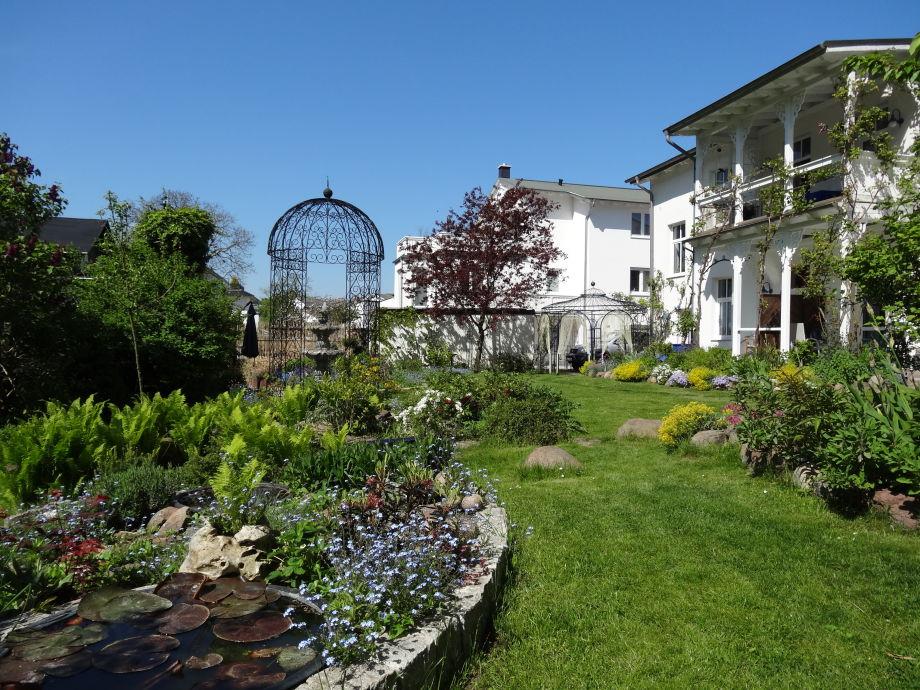 Garten Villa Merlin