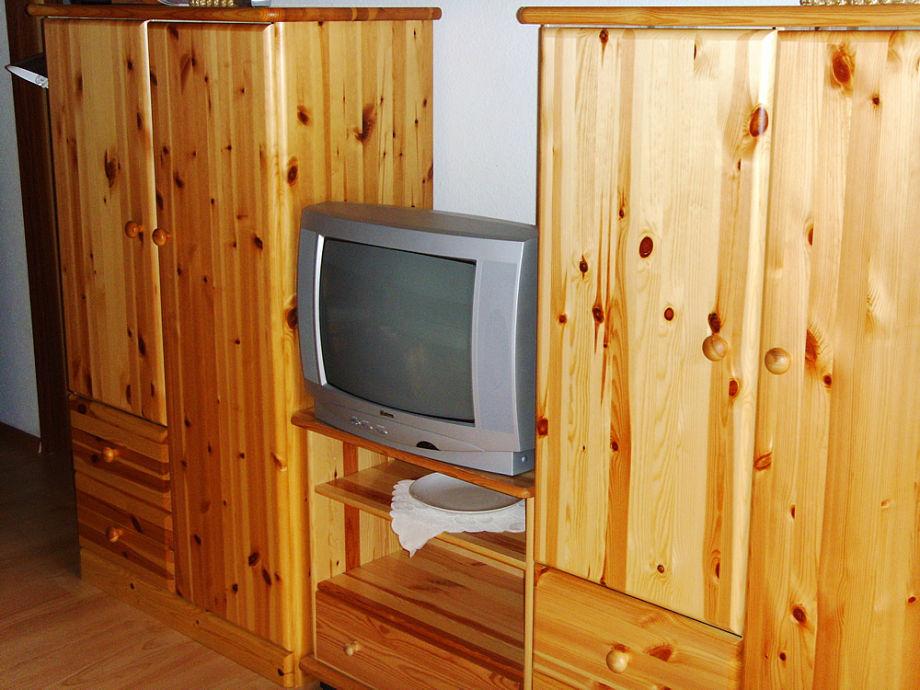 Ferienwohnung im haus sonne in todtmoos schwarzwald for Tv schrankwand