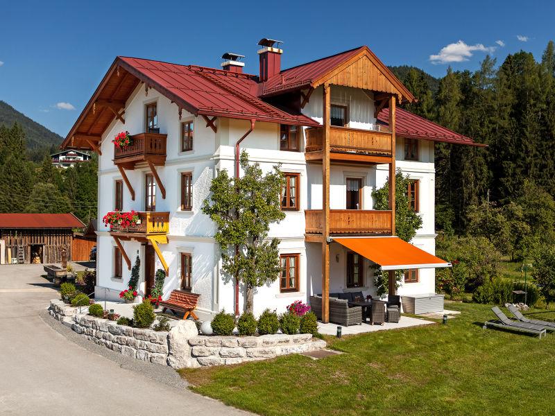 Ferienwohnung im Gästehaus Benzmühle 1
