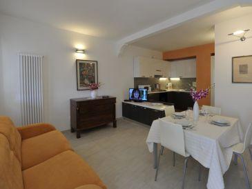 Ferienwohnung Arancio in der Villa GIO