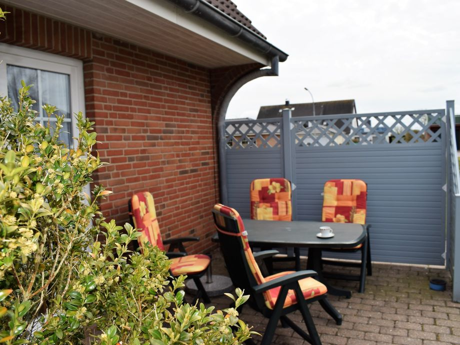 Terrasse / Whg Sylt