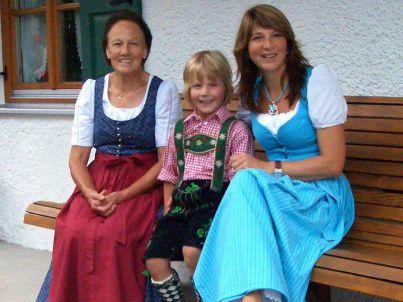 Ihr Gastgeber Elfriede Maurer