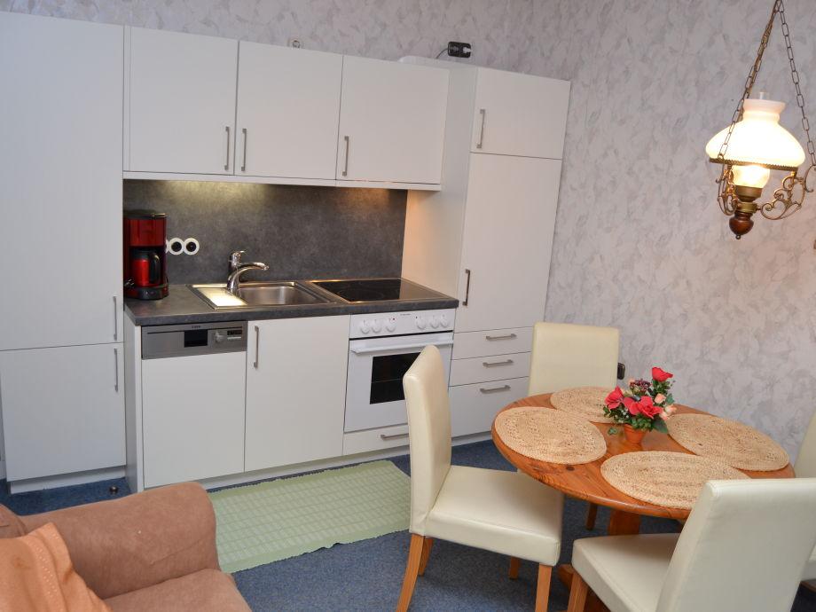 Küchenzeile Im Wohnraum ~ ferienwohnung haus feriengruß in norddorf auf amrum, amrum