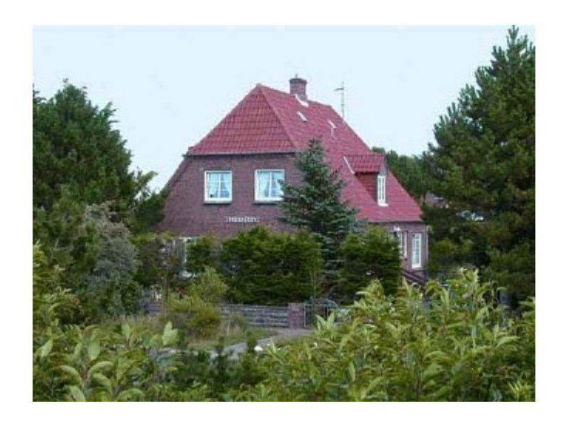 Holiday apartment Haus Feriengruß in Norddorf auf Amrum