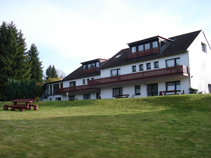 Holiday apartment in Haus Panorama