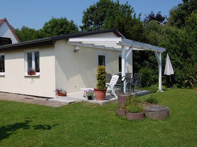 """im Garten der """"Villa Ilse"""""""
