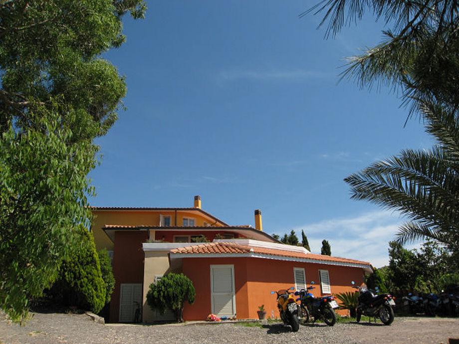 Villa Nunzia mit Pool
