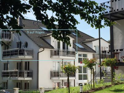 9 auf Rügen - Residenz Falkenberg