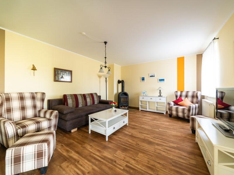 Holiday apartment in Landhaus Rügeband