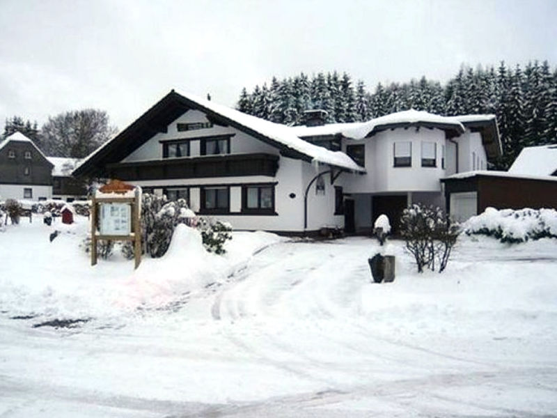 Holiday apartment Haus Edelweiss.