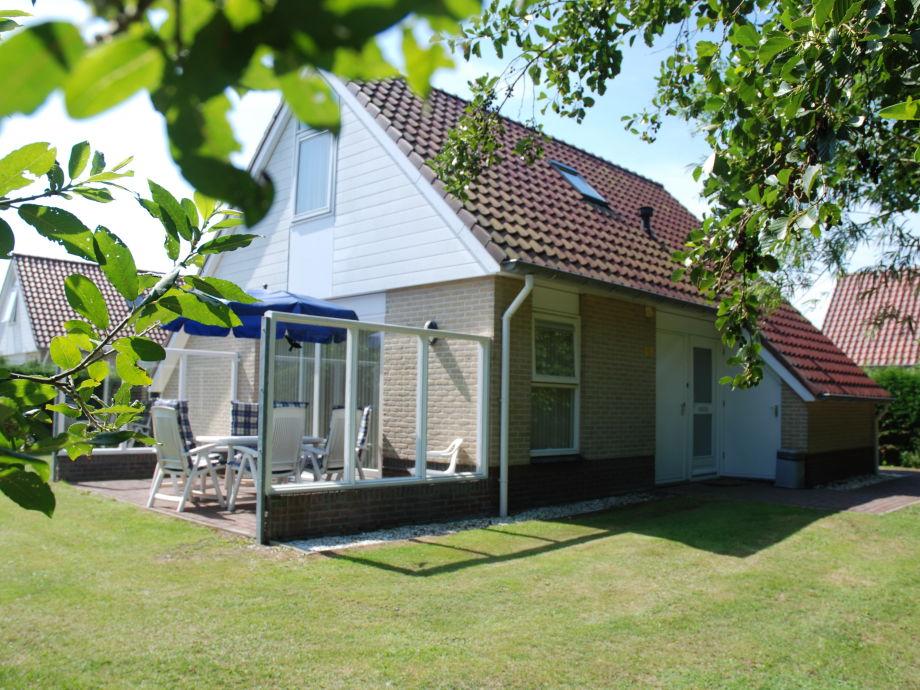 Ferienhaus Texel Sauna