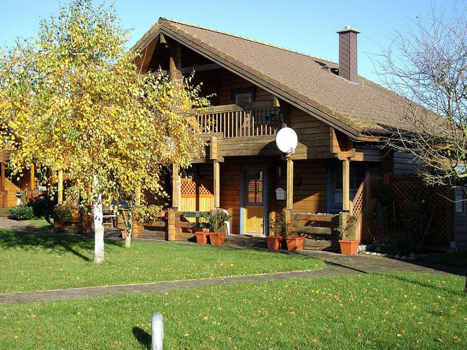 Finnisches Blockhaus