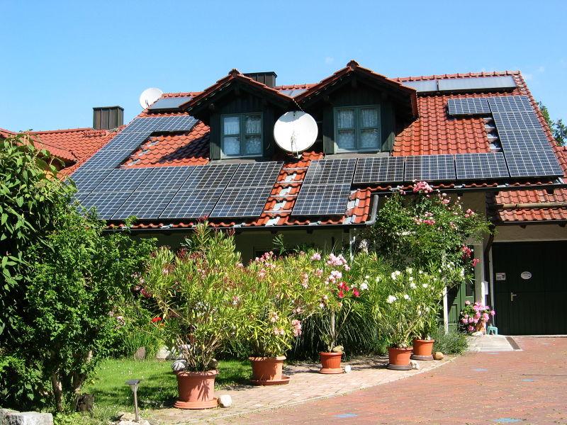 Ferienwohnung im Öko-Landhaus Hübner