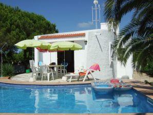 Ferienhaus Casa Eivissa mit großem Privatpool