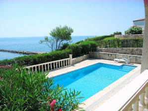 Villa Cumbre 1. Linie zum Meer (Urlaub mit Hund)