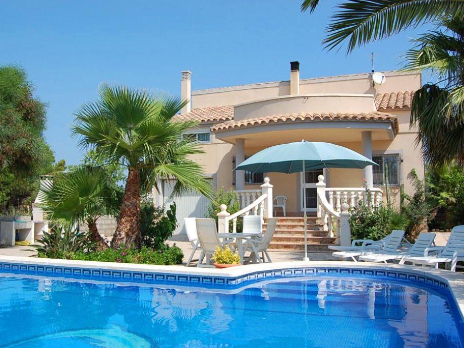 Villa Marisol für 2 Familien
