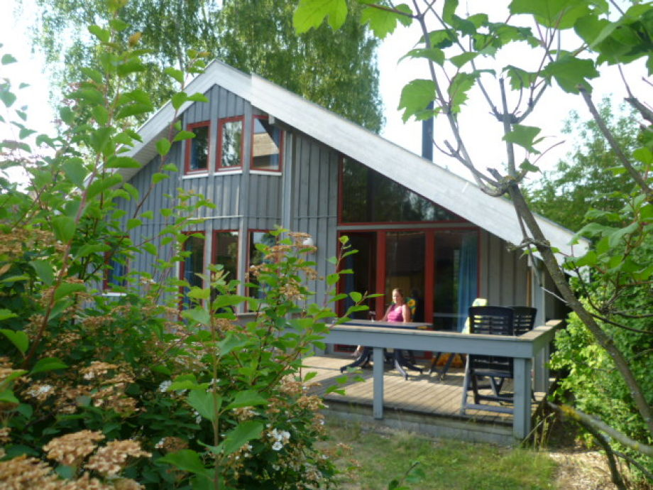 Ferienhaus Wildgans mit Terrasse