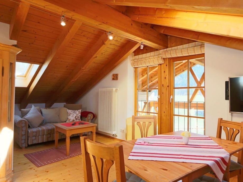 Ausstattung Alpenstern Holiday apartment 4