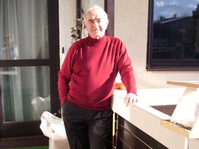 Ihr Gastgeber Walter Katzinger