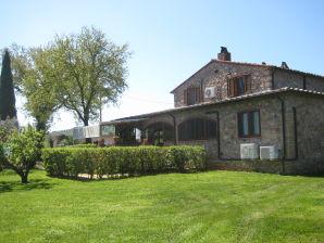 Ferienwohnung Miraflor in der Villa Mulino di Mezzo