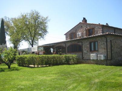 Miraflor in der Villa Mulino di Mezzo