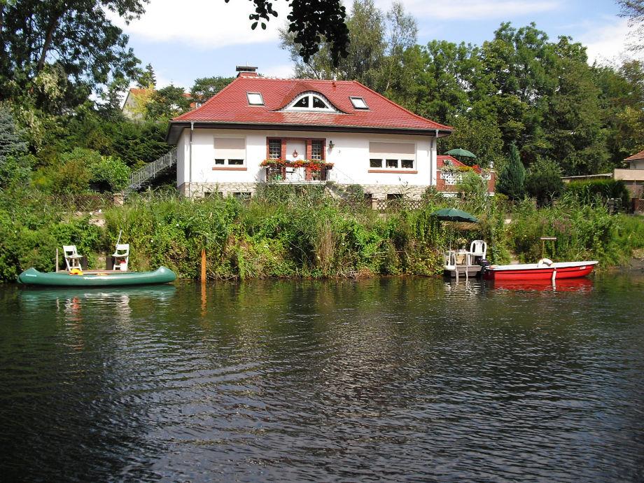 Gesamtansicht von Ferienwohnung-Ferienhaus-Eldeblick-