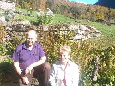 Ihr Gastgeber Margrit und Peter Moor