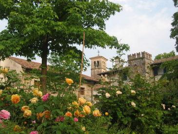 """Ferienhaus """"Vicinia"""" mit Garten in der Burg"""