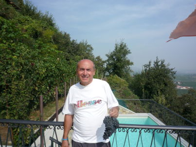 Ihr Gastgeber Salvatore Tavano