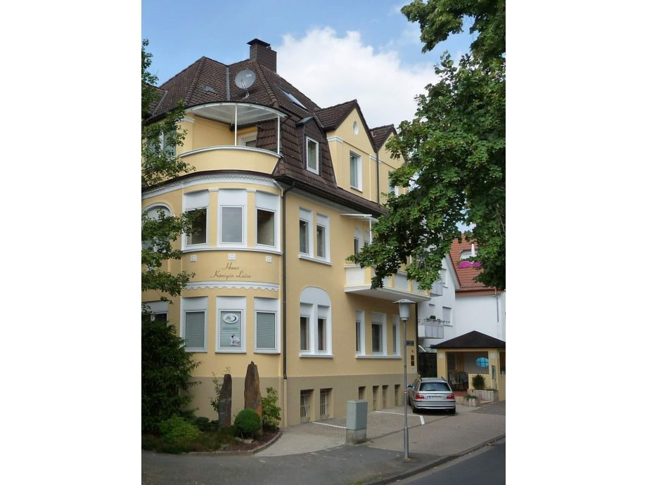 Holiday apartment in House Königin Luise