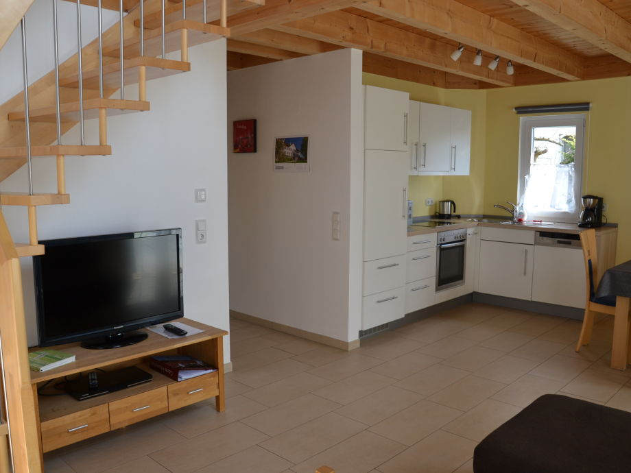 Schwedenhaus küche  Ferienhaus Schwedenhaus am Kirnbergsee, Schwarzwald - Familie ...
