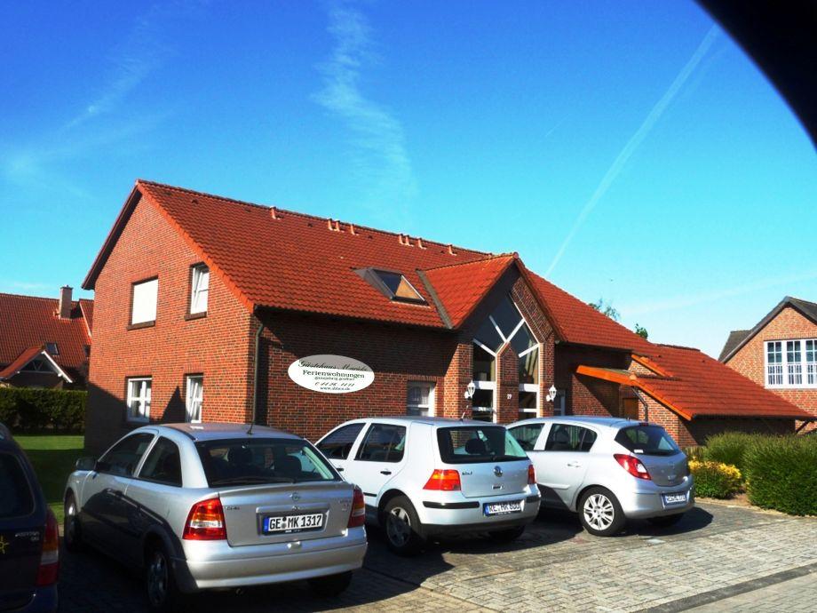Unser gepflegtes Gästehaus Marieke