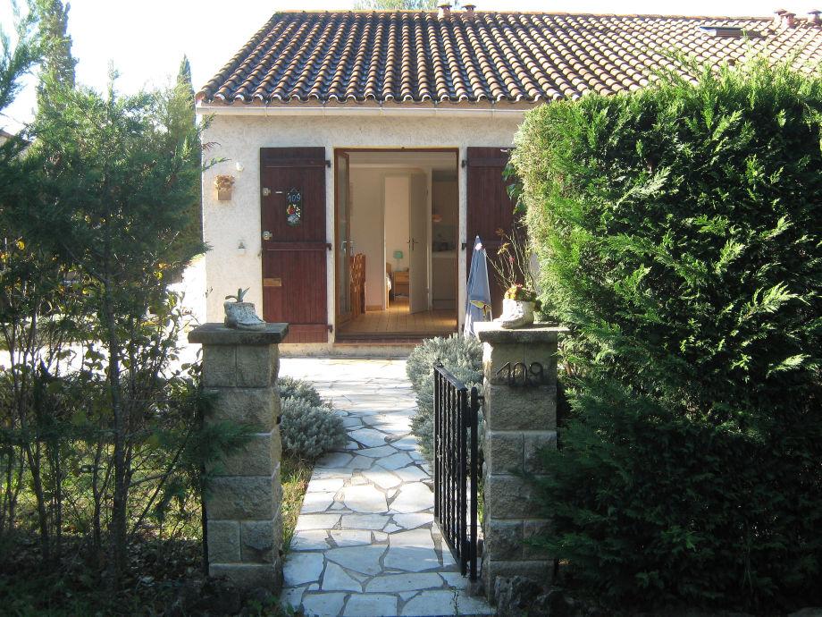 """Das traumhaft gelegene Häuschen im """"Jardin de Provence"""""""