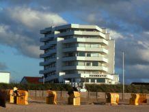 Ferienwohnung modern - direkte Strandlage - im Haus Hanseatic
