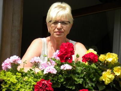 Ihr Gastgeber Wilma Bracmort